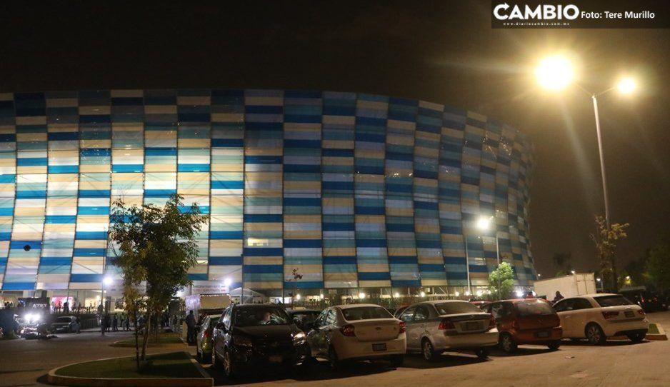 Acusa directiva del Club Puebla a CFE de cortarle la luz; desde hace un año no hay electricidad en el Cuauhtémoc