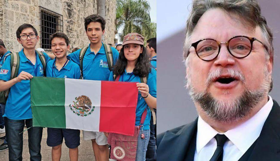 Mexicanos apoyados por Guillermo del Toro ganan la Olimpiada Centroamericana de Matemáticas