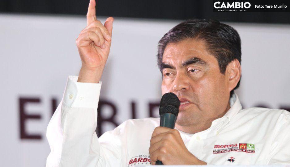 Un descaro que Cárdenas contrate a Indatcom y no avise al INE: Barbosa