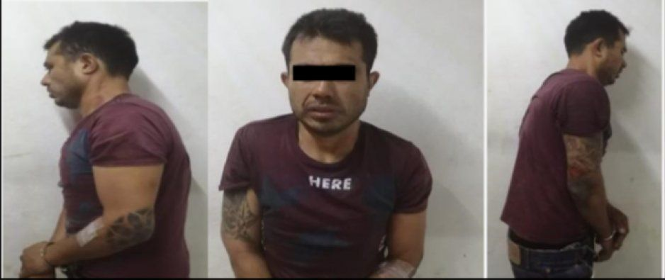 Policía de Amozoc frustra asalto a Oxxo; detienen a presunto ladrón que disparó