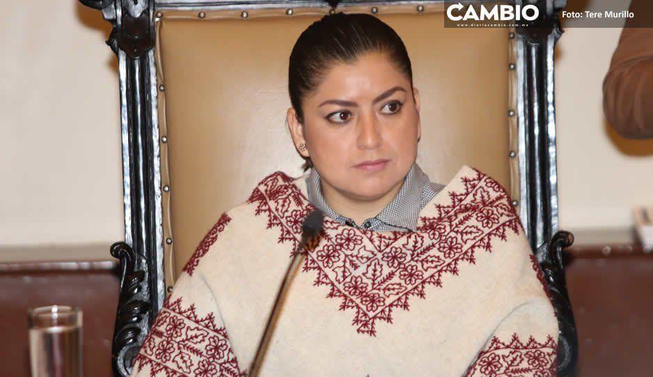 Claudia cambia su discurso: felicita a Barbosa por candidatura y lo ve de góber