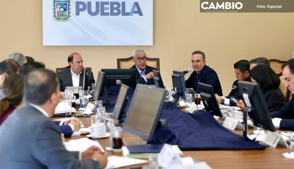 Encabeza Pacheco Pulido reunión para  la evaluación de acciones de gobierno