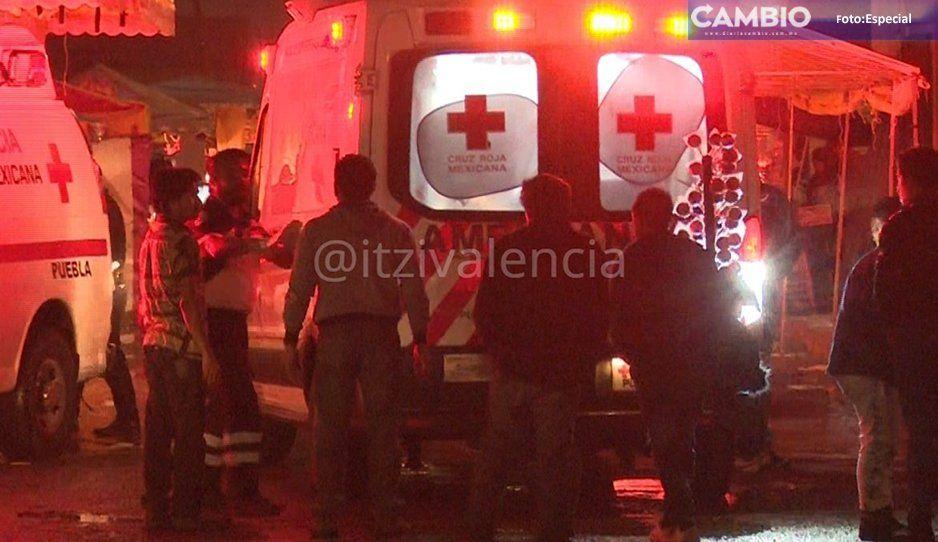 Matanza en baile sonidero en Amozoc: mueren 3 y quedan 8 heridos (FOTOS y VIDEO)