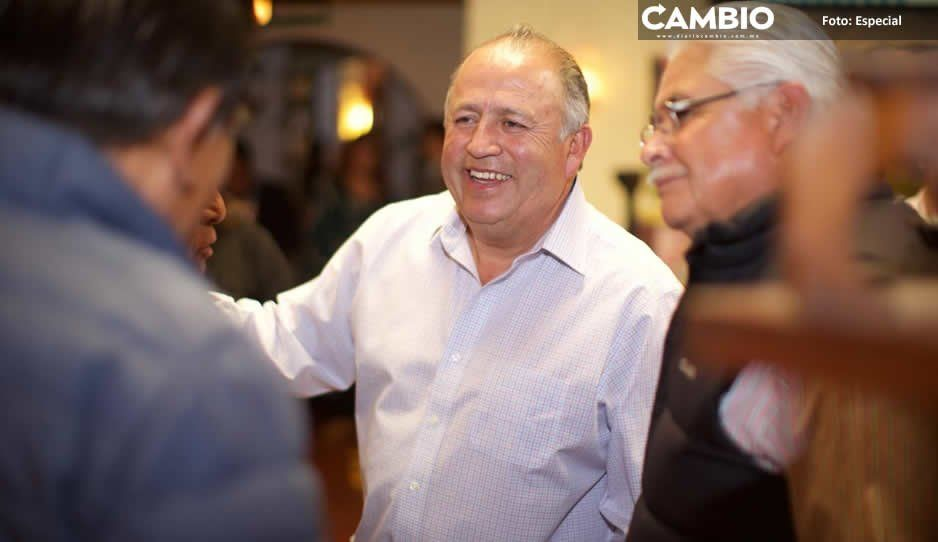 Bases del PRI darán victoria: Lorenzo Rivera