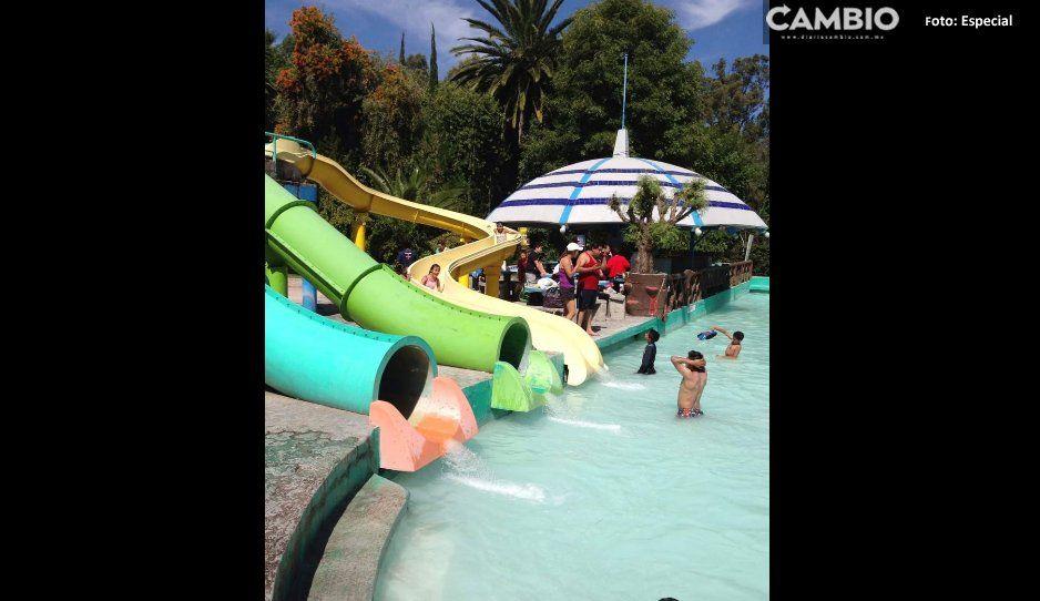 Concesiones Integrales vende descargas del Balneario de Agua Azul como agua potable