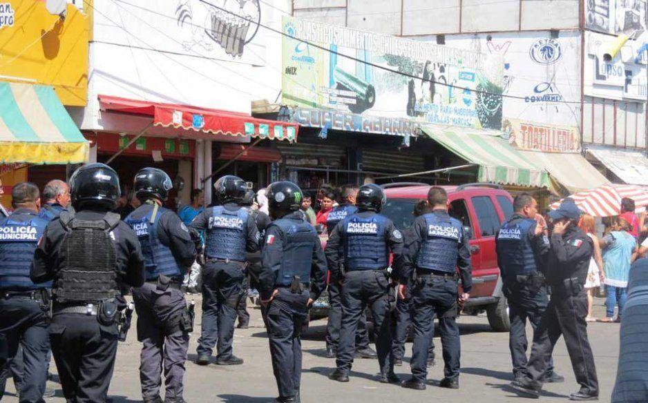 Detienen a varios sujetos en Texmelucan tras operativo de la Fisdai