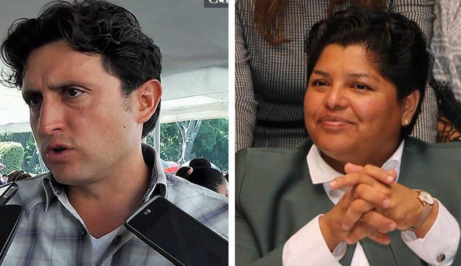 ¡A Karina le llueve sobre mojado! JJ acusa a Pérez Popoca de solapar corrupción