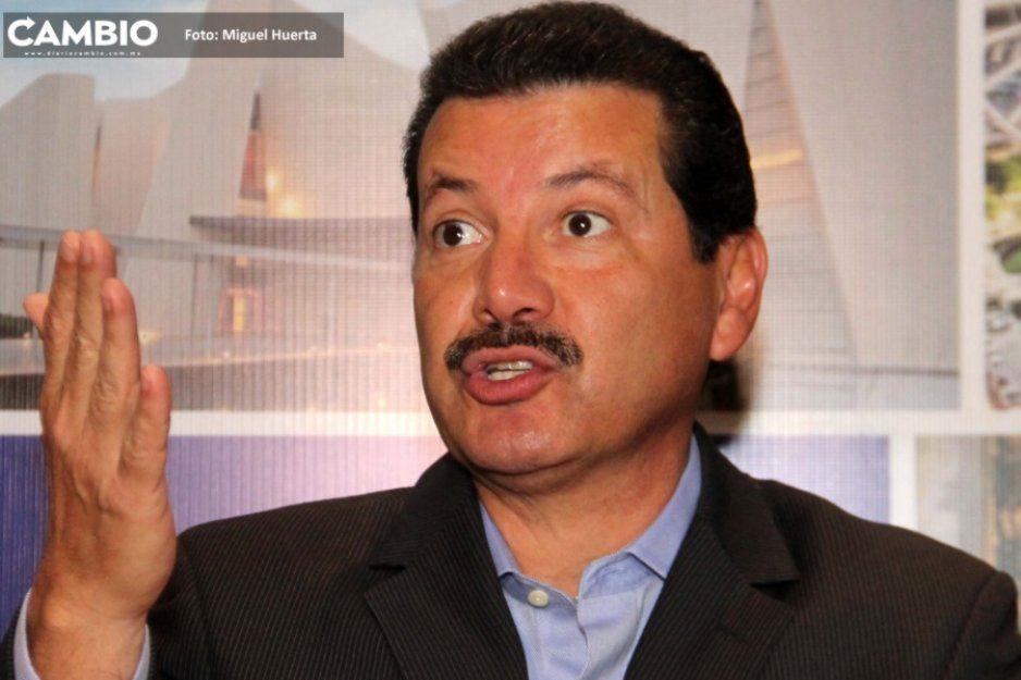 El relleno sanitario de San Pedro Cholula no está contaminado: Luis Alberto Arriaga