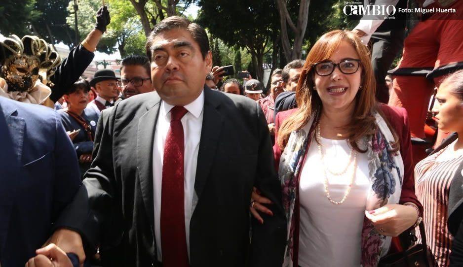 Inés Parra denuncia ante el INE a Yeidckol y Barbosa por actos anticipados de campaña