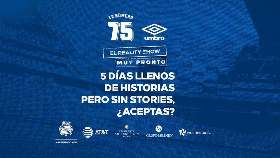 ¿Big Brother Poblano? Inicia La número 75, Reality Show del Club Puebla con 12 abonados
