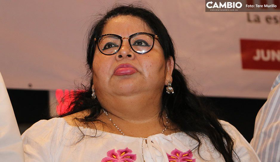 Justifica Maritza Marín su traición al PRI, afirma que sus cargos políticos los ha conseguido por méritos propios