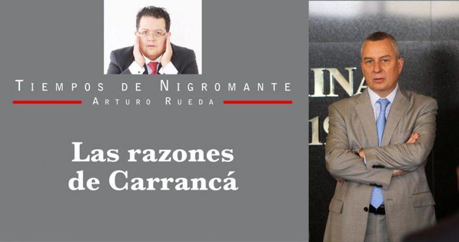 Las razones de Carrancá