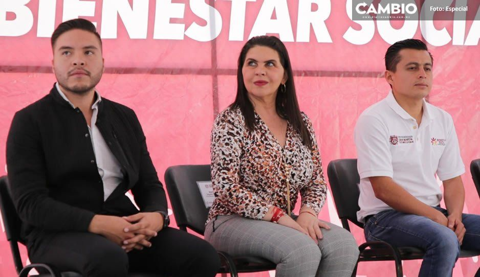 """Mi administración está comprometida con quienes más lo necesitan"""": Norma Layón"""