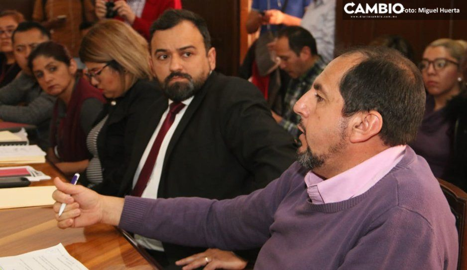 Guevara reprocha a René Sánchez que no entregara facturas de los permisos a comerciantes