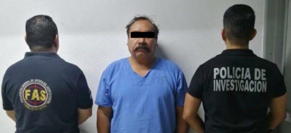 Cae médico secuestrador del IMSS en CDMX