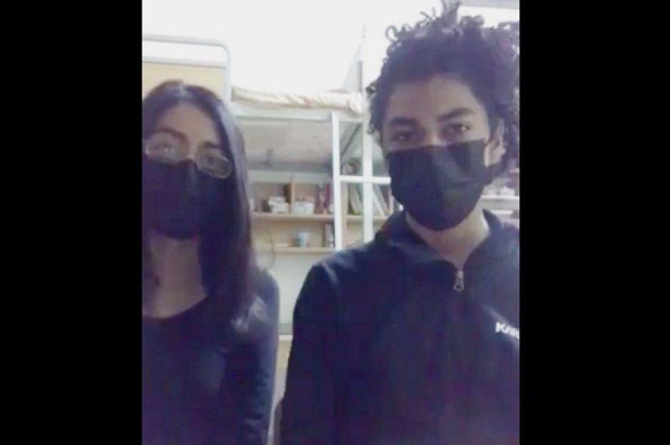 Estudiantes poblanos se quedan atrapados en China por Coronavirus, les prohiben salir de su habitación