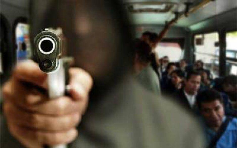 De noche y en pleno sábado, ladrones asaltan ruta 72 en la 14 Sur