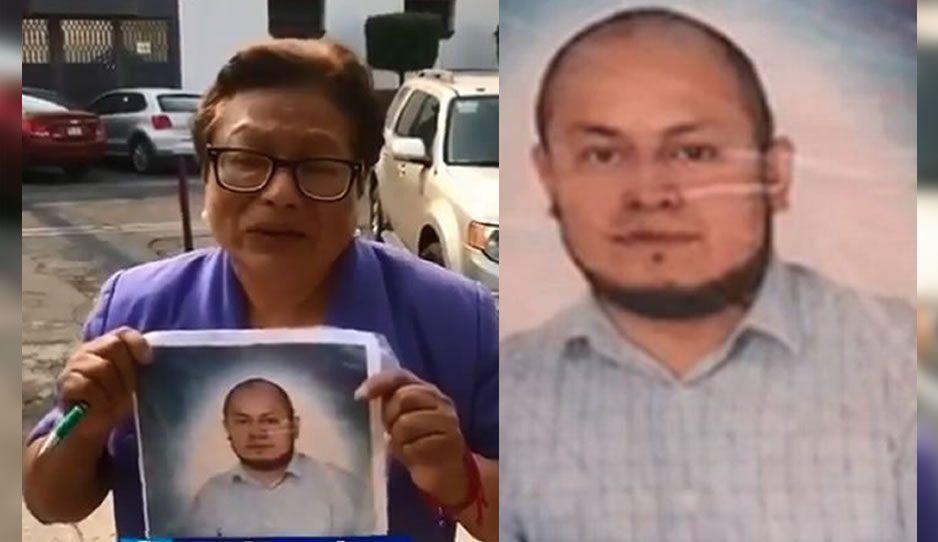 Urge localizar a Johan, trabajaba de Uber, sus familiares desconocen su paradero desde el domingo