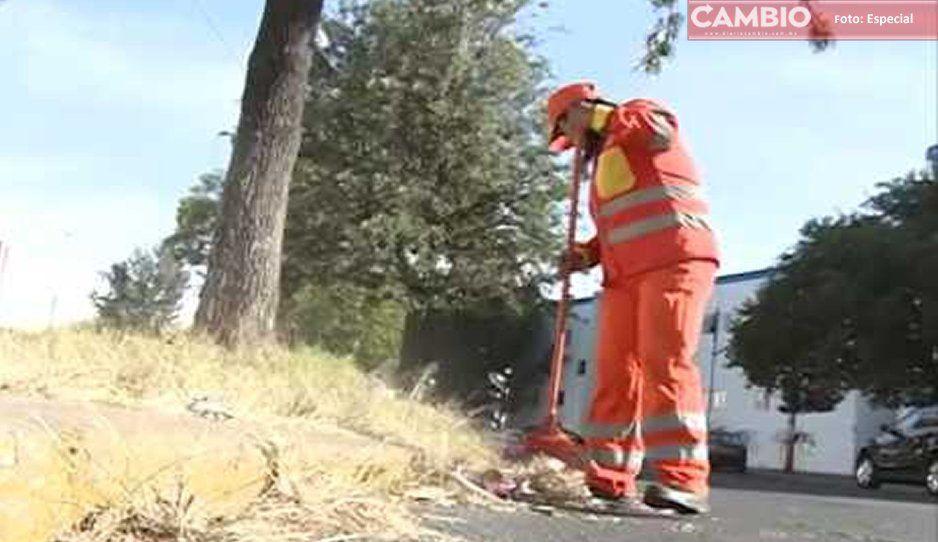Naranjitas cortan hierbas y terminan amenazados por arma de fuego Atlixco