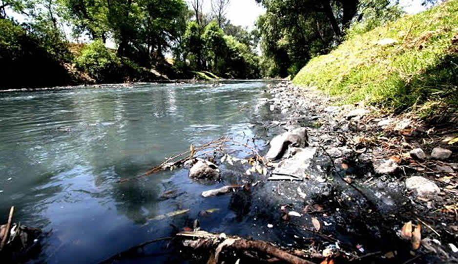 Región de Texmelucan busca dejar de contaminar el Atoyac tras recomendaciones de la CNDH