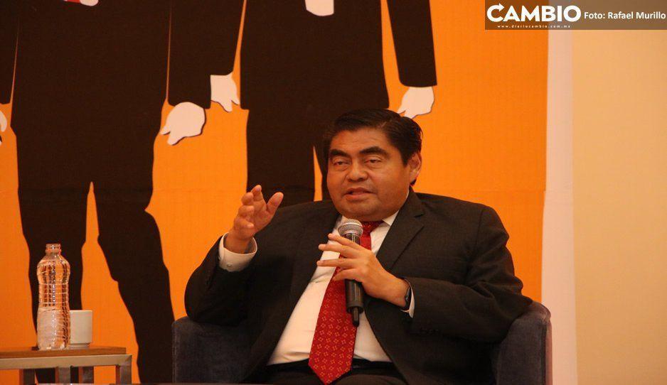 Barbosa confirma que Finanzas desmenuzará deuda de Moreno Valle que CAMBIO adelantó