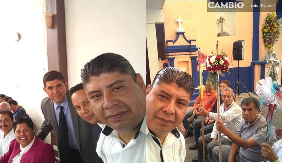 Karina Pérez y regidores se pasan por el arco del triunfo el estado laico