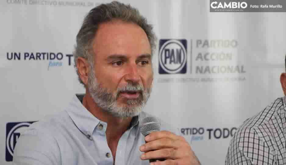 PAN exige a Claudia Rivera transparentar la evaluación de su gabinete