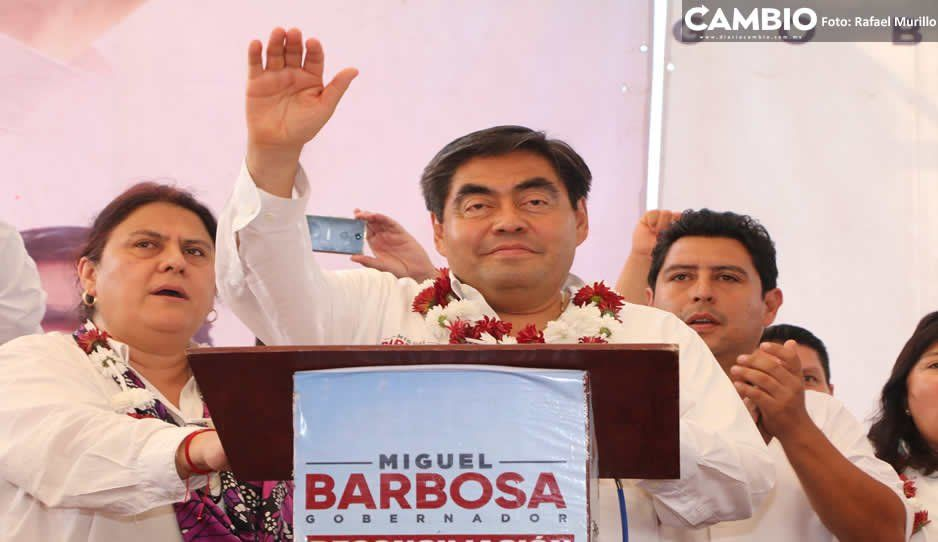 98.8 % del gabinete de la administración actual se irá, debe evolucionar: Barbosa