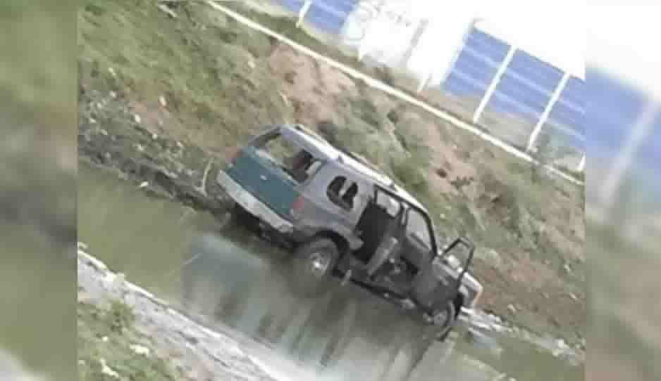 Ejecutan a un hombre y se desata balacera y persecución en Yehualtepec