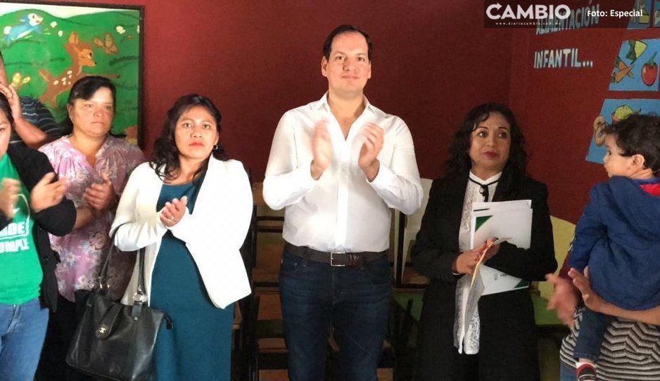Destaca Juan Pablo Kuri acuerdos e inversiones para Puebla en informe