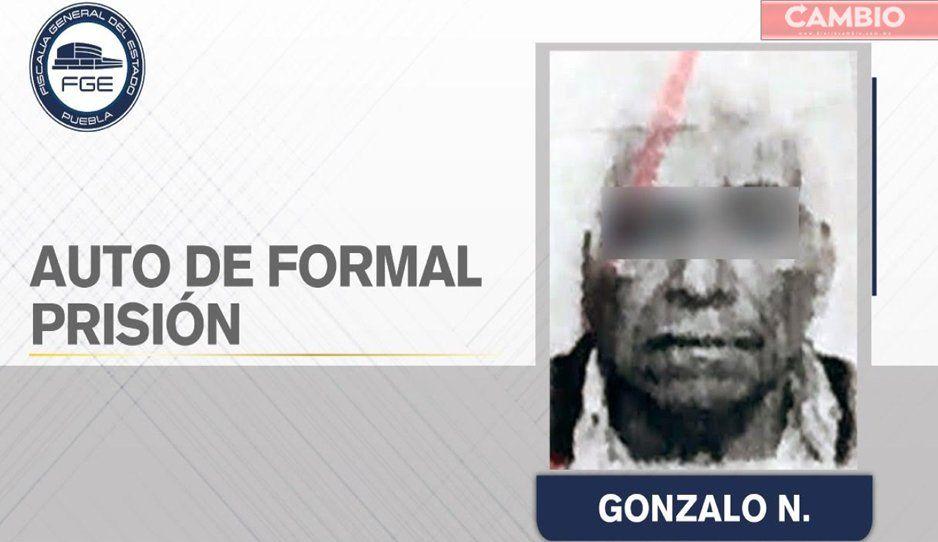 Fiscalía obtiene prisión contra ex presidente municipal de Coronango por peculado
