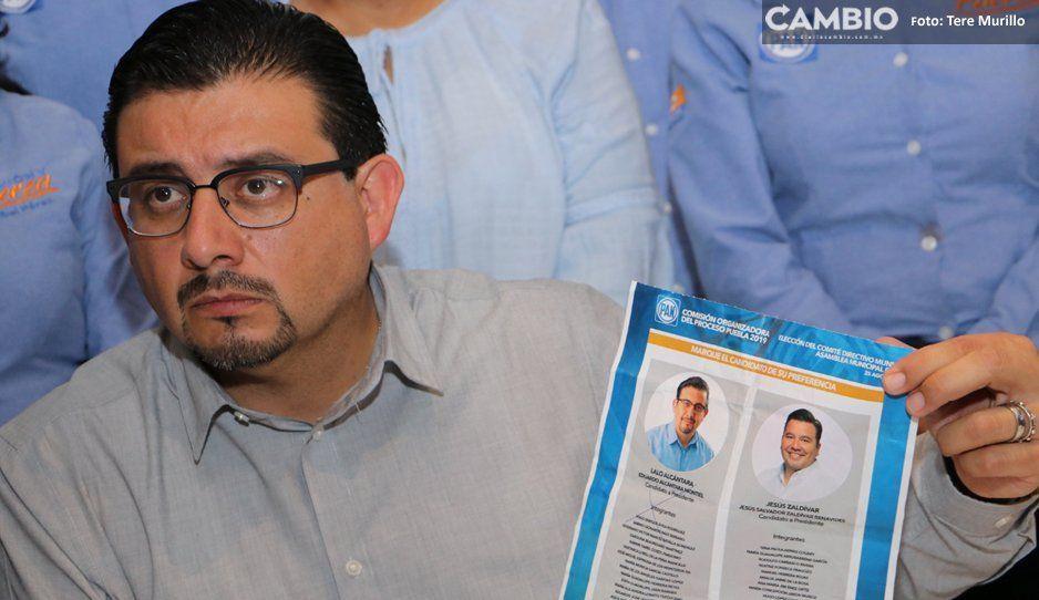 TEEP resolverá impugnación de Alcántara Montiel por dirigencia municipal del PAN