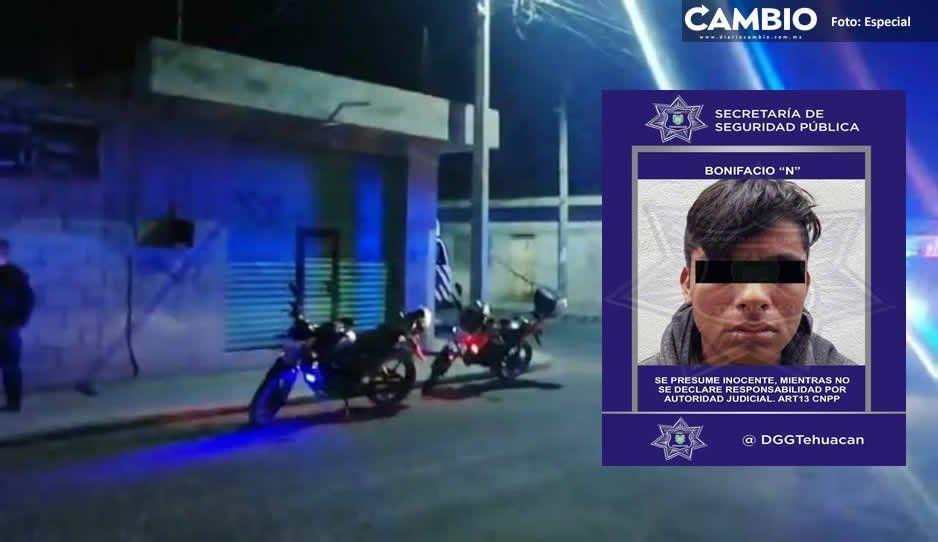 """Acribillan a asaltante """"El Piña"""" en Tehuacán"""