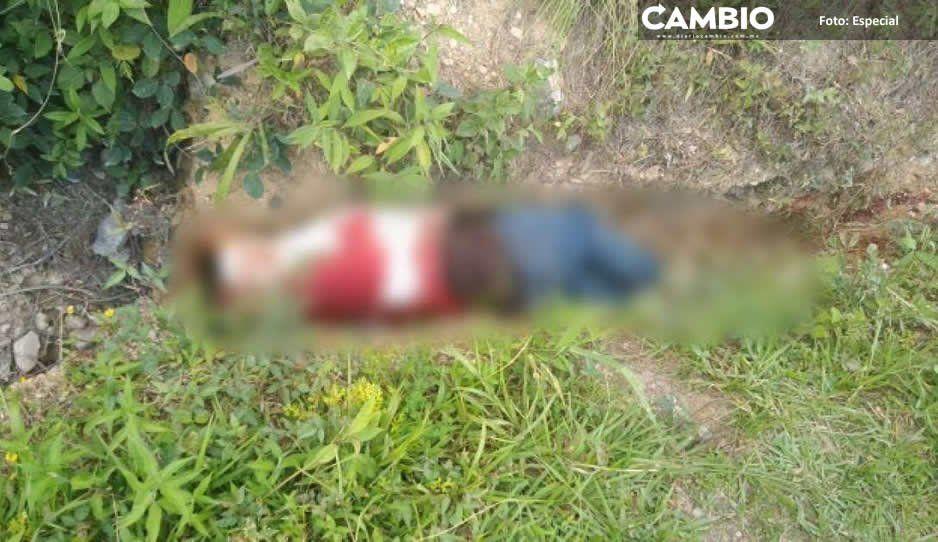 Fueron seis ejecuciones en la Sierra Norte  de Puebla durante el pasado fin de semana