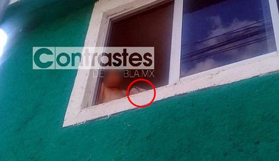 Madre encadena a su hijo en Bosques de Manzanilla: me dijo que pusiera el pie ahí y no me dejó ni agua (VIDEO)
