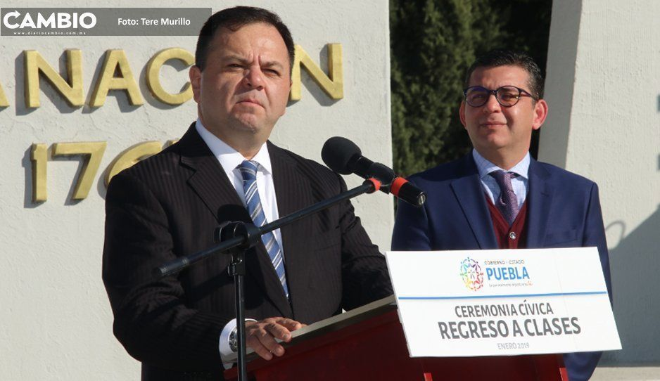 Sin riesgo de desabasto de gasolina en Puebla: Jesús Rodríguez Almeida
