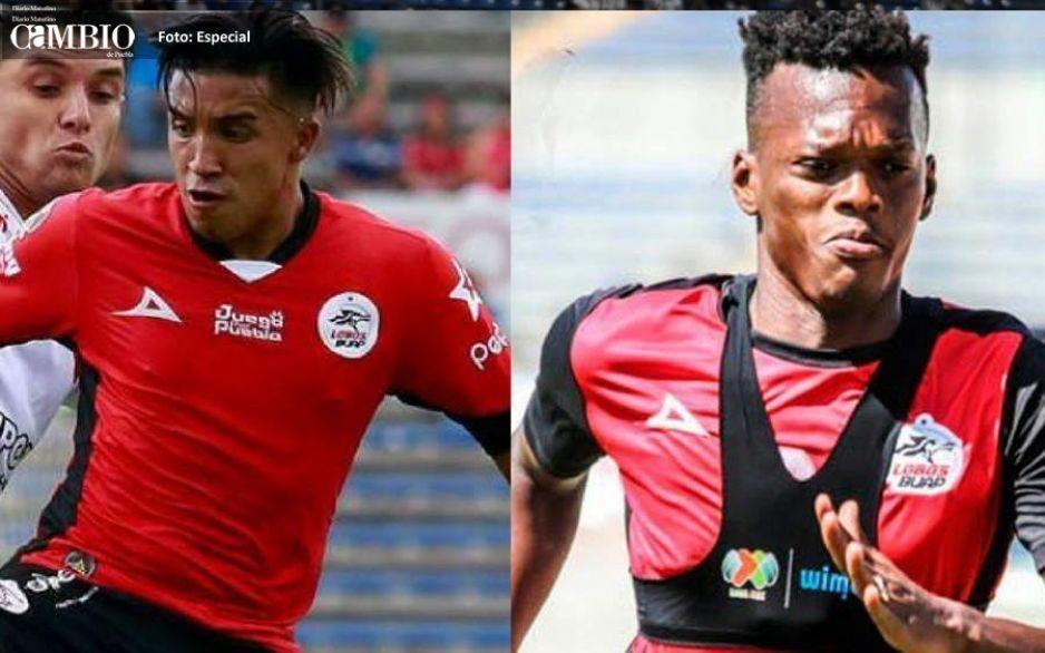 Chirinos y Crisanto jugadores de Lobos son convocados por la Selección de Honduras