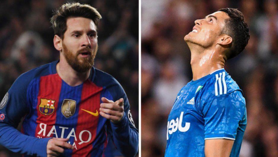 Estudio científico revela que Messi es mejor que Cristiano