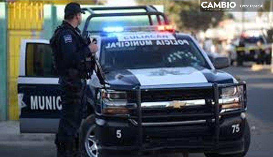 Golpeador de abuelitos termina baleado tras disparar contra policías en Aparicio