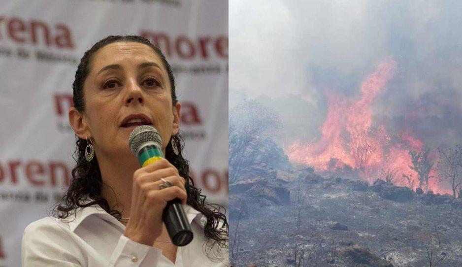 Morena culpa a administraciones anteriores de la contingencia climática