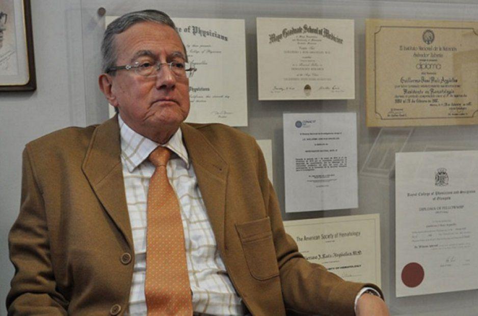 Perfil: Guillermo Ruiz, dueño laboratorios Ruiz, el nuevo secretario de Salud
