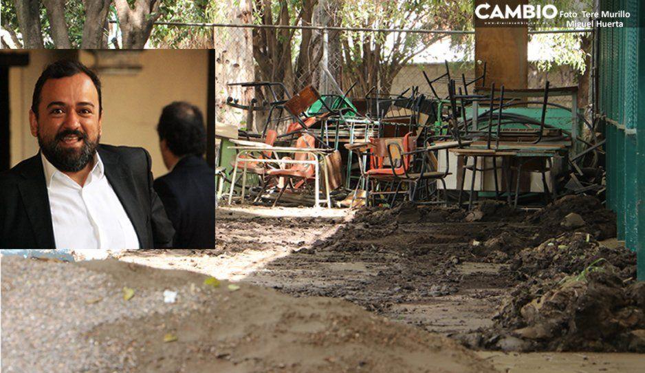 Analizará Segom apoyos económicos para afectados por inundación en La Hacienda