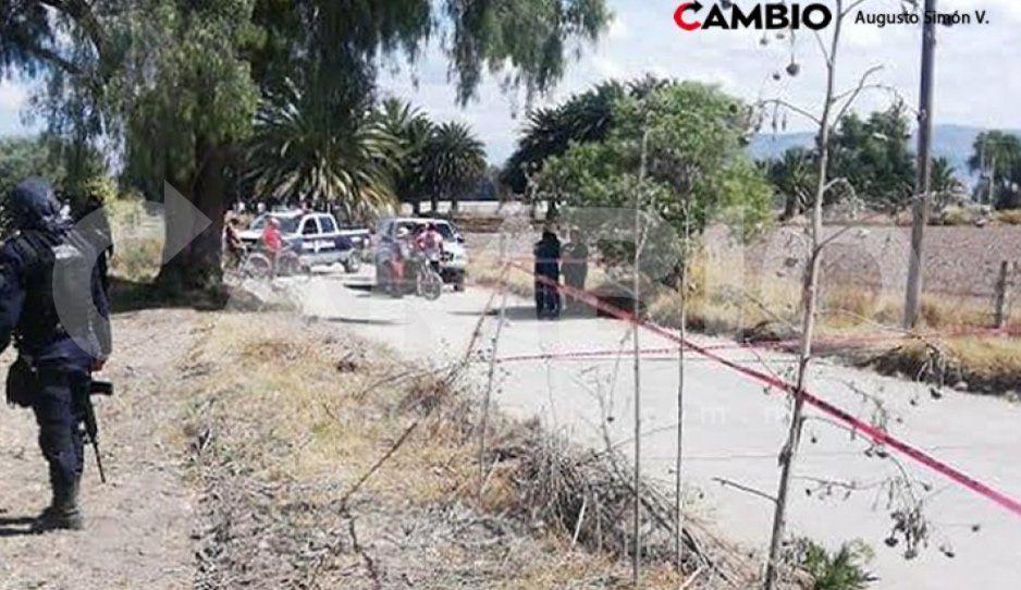 Ejecutan a balazos a hombre que tripulaba una bicicleta en Tochtepec