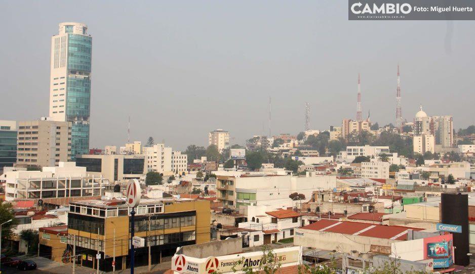 Crisis ambiental no es exclusiva de la capital, afecta a San Andrés, San Pedro Cholula, Cuatlancingo y Coronango