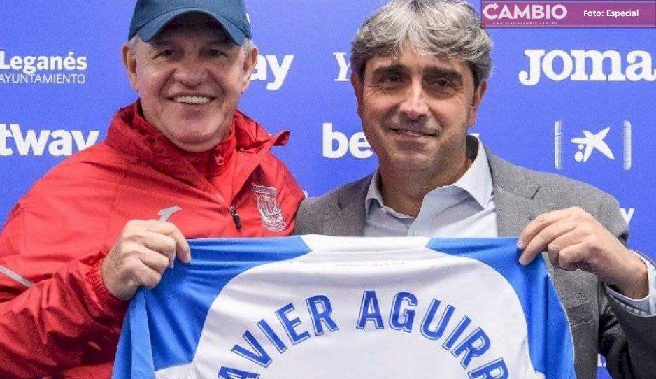¿Javier Aguirre jalará mexicanos al Leganés?