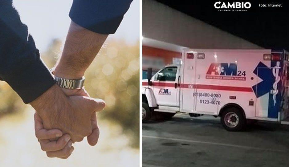 Gay manda al hospital a su novio tras apuñalarlo 7 veces ¡Lo sorprendió en pleno acto con otro!