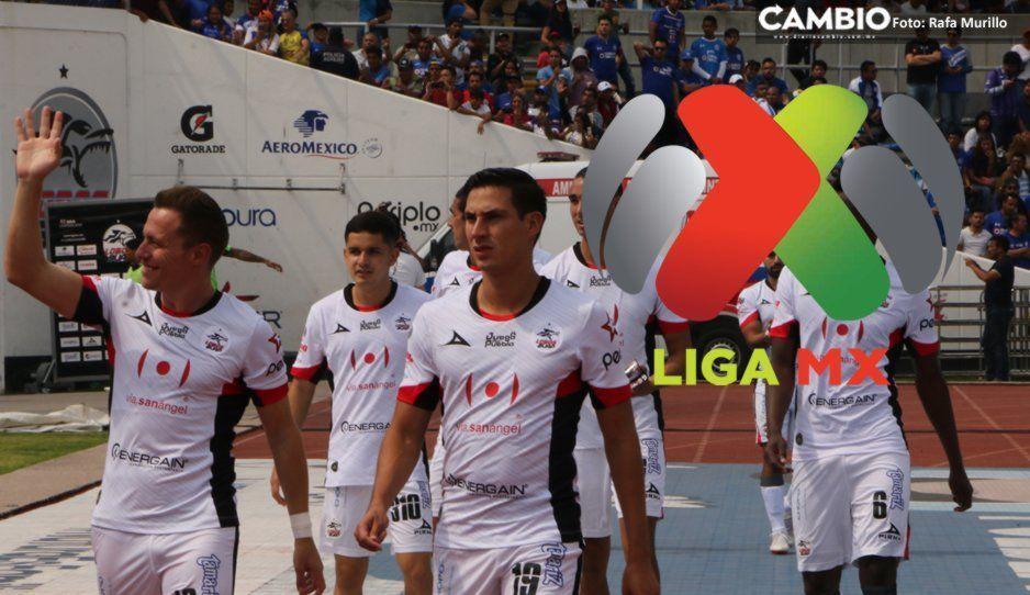 Liga MX oficializa que Lobos BUAP se queda en Puebla