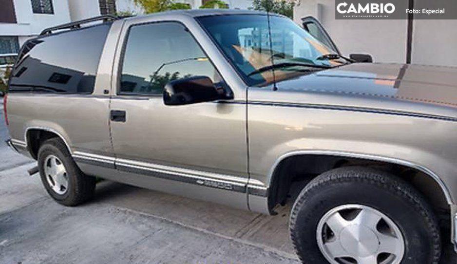 Roban camioneta en estacionamiento de Soriana-Atlixco y… ¡Nadie vio nada!