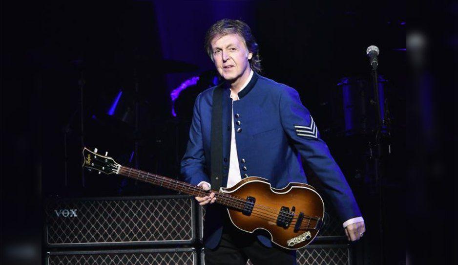 Paul McCartney sorprende a sus fans con dos canciones inéditas