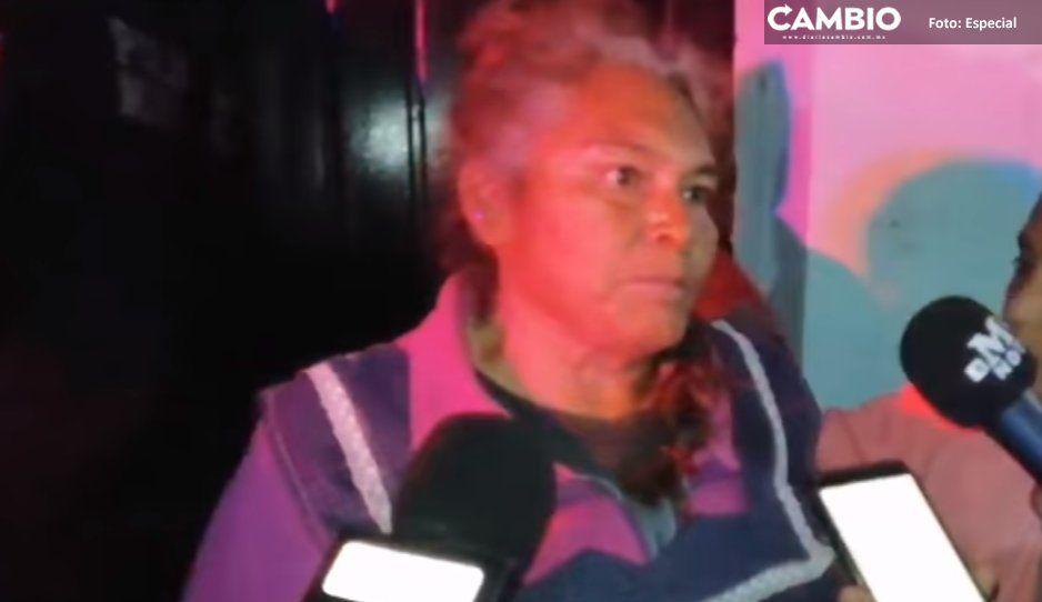 Familia tóxica encierra a abuelita en  su casa por un mes en Ciudad Serdán